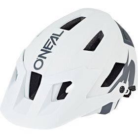 O'Neal Defender 2.0 Casque, solid-white/gray